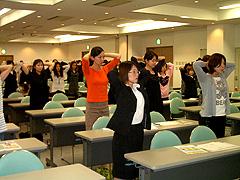 日本生命での講演会